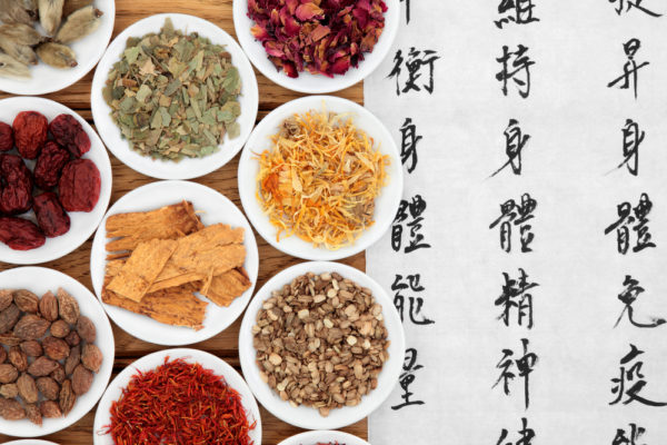Types of Chinese Herbs